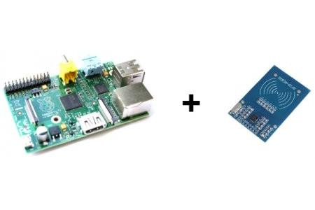 Заводим RFID-RC522 под Raspberry Pi