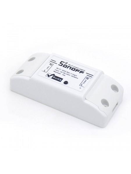 Wi-Fi реле Sonoff basic (wifi smart switch)
