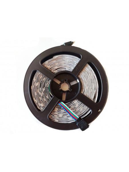 Светодиодная RGB лента 5050 (12В) 1 метр