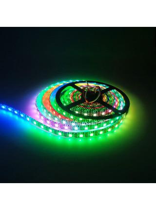 Адресная светодиодная лента WS2812b (5В) 1 метр