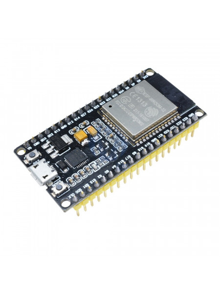 Контроллер ESP32 (ESP-WROOM-32) 38pin