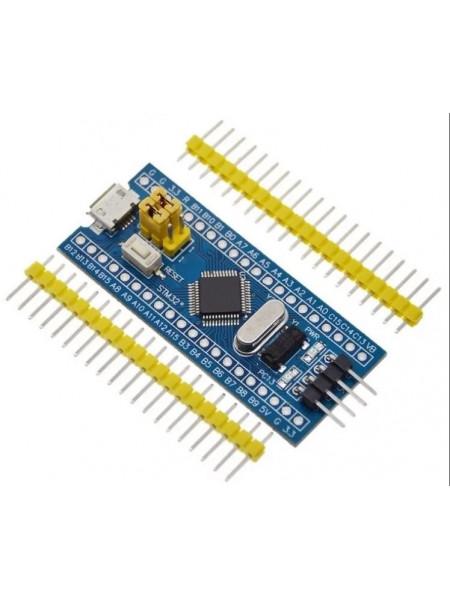 Плата с микроконтроллером CKS32F103C8T6 (аналог STM32F103C8T6)