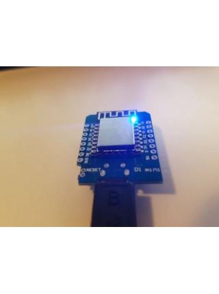 WeMos D1 Mini 4Mb - плата на основе модуля ESP8266