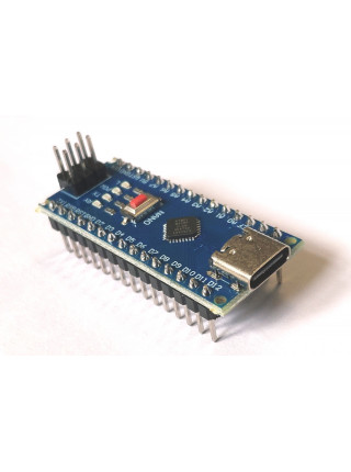 Nano V3.0 (Arduino совместимая) type-c