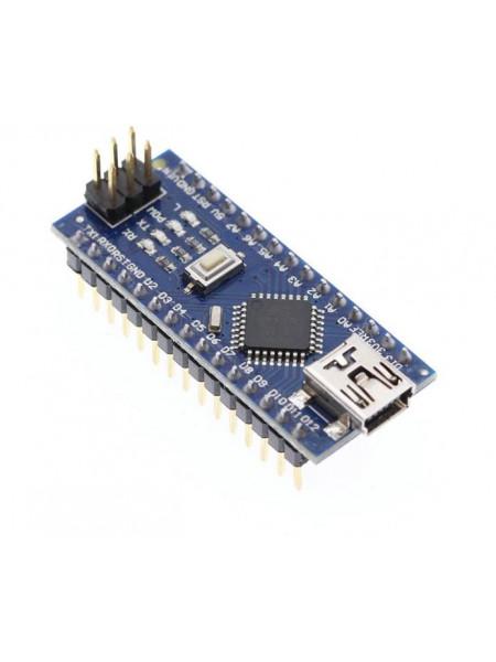 Arduino Nano V3.0 (совместимая) ATMEGA328P CH340 с проводом