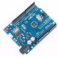 UNO R3 (Arduino совместимая) micro-usb с проводом