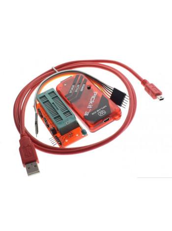 Программатор PICkit 3 c адаптером