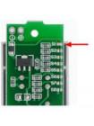 Индикатор заряда аккумуляторов (зеленый)