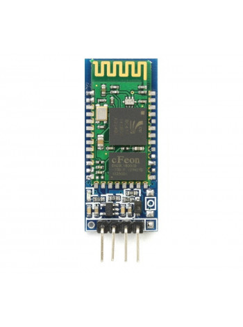 Модуль Bluetooth HC-06 на плате