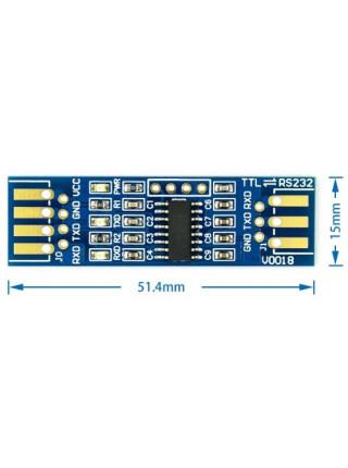Модуль преобразования TTL(UART) в RS232