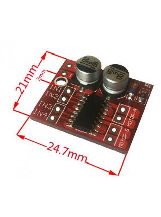 Драйвер моторов MX1508