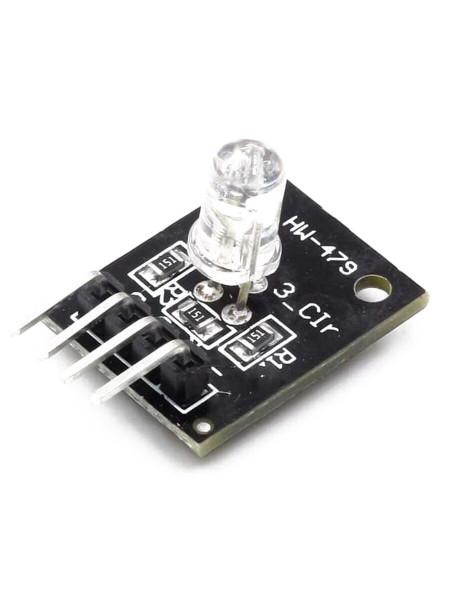 RGB светодиод на плате HW-479