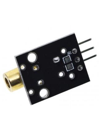 Лазерный модуль (KY-008)