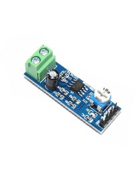 Модуль усиления звука на LM386 (моно)