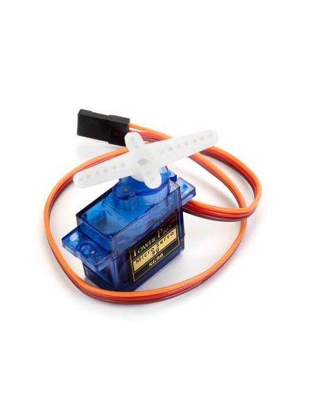 Сервопривод SG90 (micro servo)