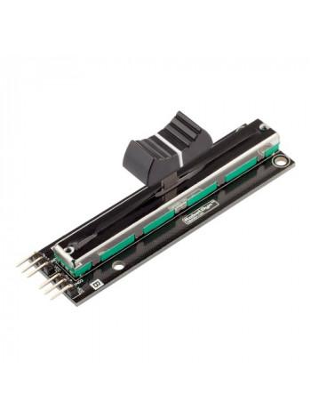 Потенциометр фейдер (переменный резистор) 10КОм