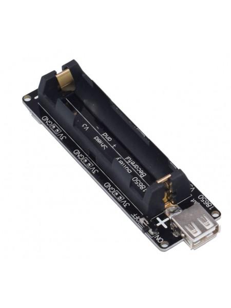 Модуль зарядки для аккумулятора 18650
