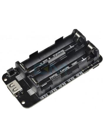 Модуль зарядки для аккумуляторов 18650