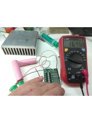 Плата заряда с защитой (PCM) для Li-ion батарей 4s