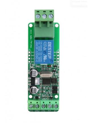 Реле с интерфейсом RS485 (Modbus rtu)