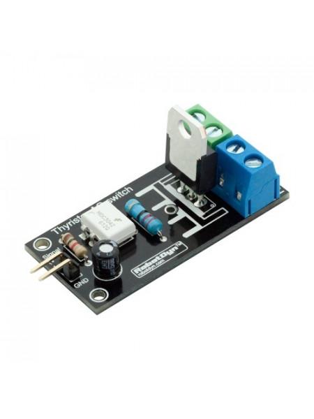 Тиристорный включатель для переменного и постоянного тока, 1 канал