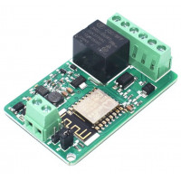 Модуль реле с wifi контроллером ESP8266