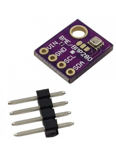 BME280 - датчик давления, температуры и влажности