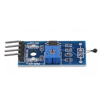Датчик температуры с компаратором LM393