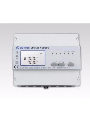 Электросчетчик Eastron SDM530 с интерфейсом RS485