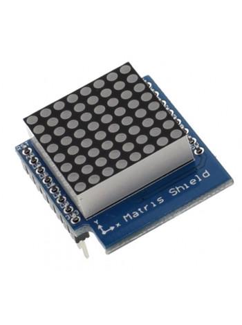 Диодная матрица 8х8 (WeMos)